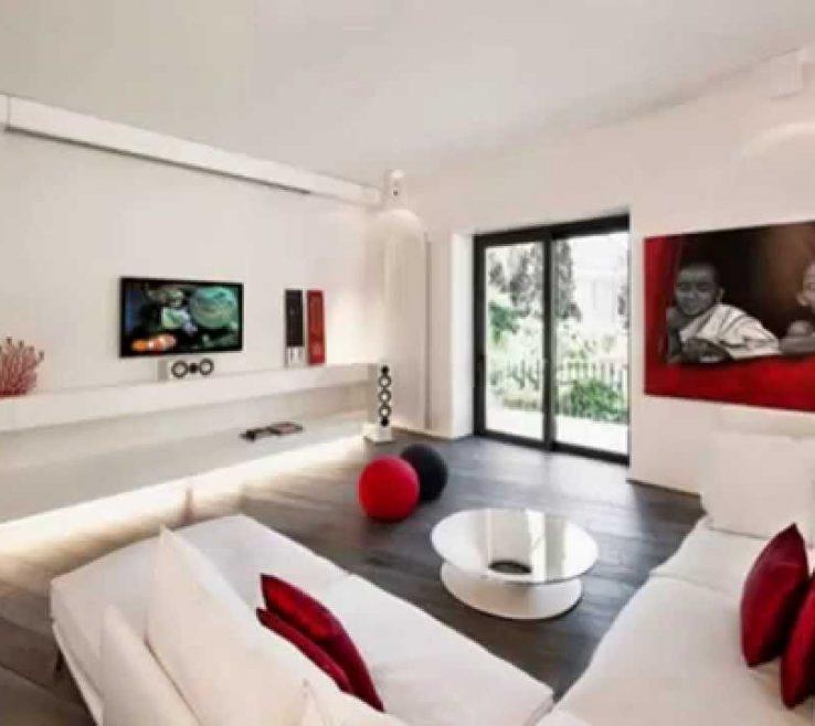 Terrific Modern E Interior Designs