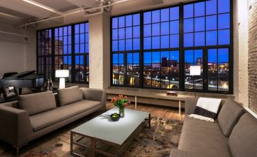 Terrific Trial Loft Interior Design