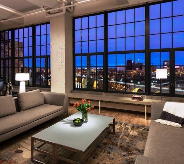 Terrific Trial Loft Interior Design