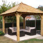 Thatched Gazebo Designs Of Oak Frame Gazebos Shelter