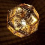 Tom Dixon Etch Pendant Of Light