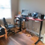 Two Person Work Desk Of Furniture Eye Catching Look Of For Home