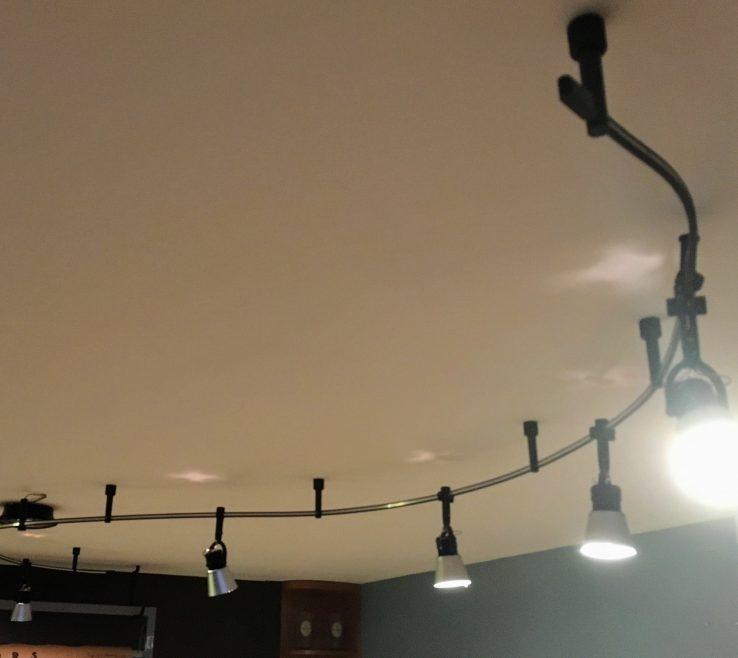 Unique Bright Ceiling Light Fixtures Of This Ikea Track Lighting Fixture