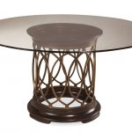 Unique S For Dining Tables Of Round Table With On And Decorative Leg