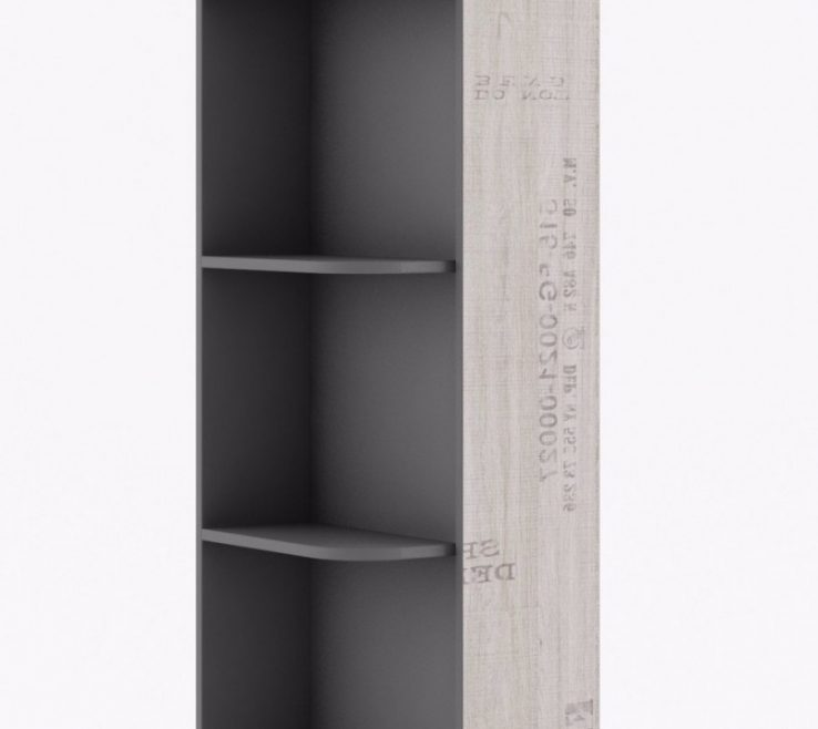 Unique Shelving Units Of Corner Bookcase Black Corner Shelf Stand