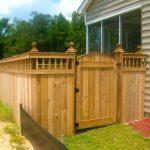 Vanity Beautiful Wood Fences Of Privacy Backyard Fence Ideas