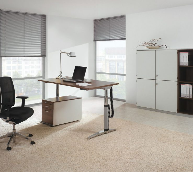 Vanity Contemporary Office Decorating Ideas Of Simple Decoration Of Home With Table