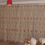 Vanity Curtains With Matching Roman Blinds Of Portfolio Full Length Lined andamp Interlined