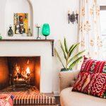 Vanity Modern Spanish Style Interior Design