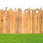 Wonderful Beautiful Wood Fences Of Fence