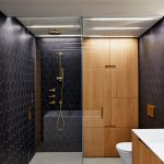 Wonderful Black Toilet Bathroom Design Of Idea Often In Bathrooms Can Make