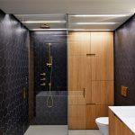 Wonderful Black Toilet Bathroom Design Of Idea Often In Bathrooms Can Make