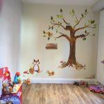 Adorable Kids Room Wallpaper Ideas Of Nursery Rachie B Bespoke