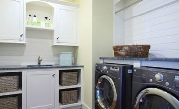 Adorable Modern Laundry Room Decor Of Ideas