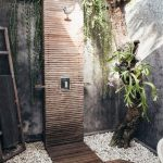 Alluring Outdoor Shower Floor Ideas Of Affordable For Your Backyard Homedecorizzreview