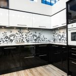 Alluring Printed Glass Backsplash Of We Can Print Your Favourite Photo Image