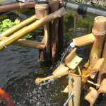 Amazing Japanese Water Fountains Of Bamboo