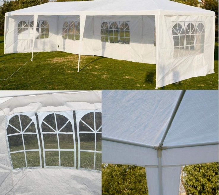 Amazing Outdoors Canopy Of Fdw Party Tent