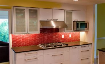Amazing Red White And Black Kitchen Tiles Of Inspirational Gl