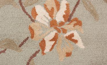 Artistic Orange And Brown Rugs Of Contemporary Modern Wool Area Rug Carpet X
