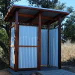 Artistic Outdoor Shower Cabin Of Stall A Guide To Building