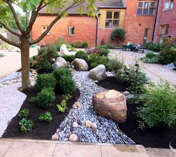 Asian Style Garden Ideas Of Japanese Design To Up Your Backyard
