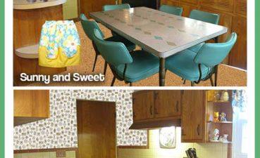 Astonishing Retro Decorating Ideas Of S Kitchen