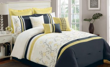 Astonishing White Yellow Bedding Of Comforter Sets Simple Bedroom Design Cal