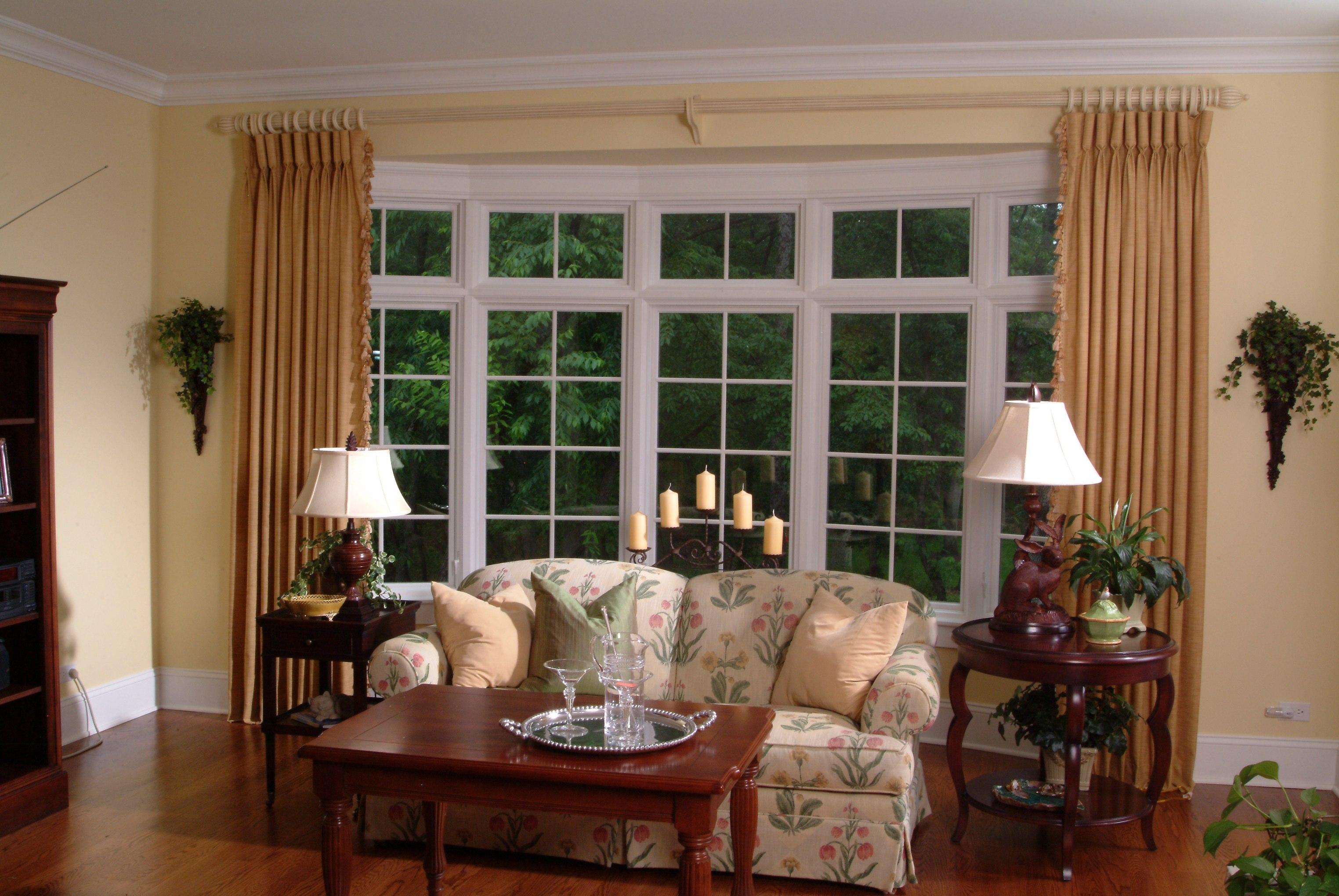Image of: Decorating Bay Windows Acnn Decor