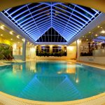 Astounding Indoor Outdoor Pool Enclosure Of A Beautiful Swimming zeospot A Swimming