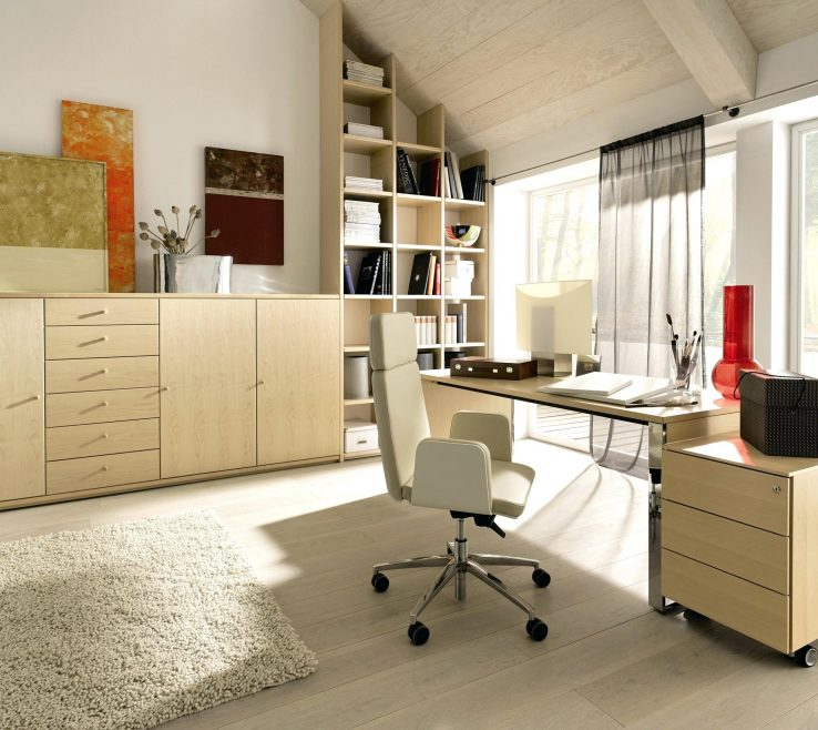 Astounding Modern Office Storage Of Design Contemporary From Contemporary Home