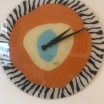 Attractive Funky Grandfather Clock Of Karlsson Wall