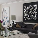 Awesome Designer Wall Accents Of Decorations For Living Room Contemporary Art Design