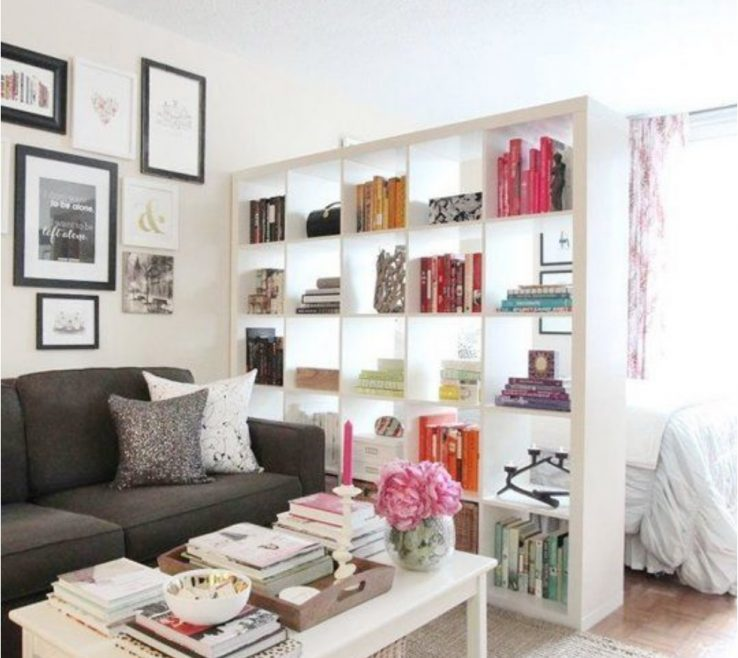 Beautiful Dividers For Living Room Of Turn One Into Two With Amazing