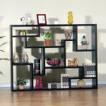 Beautiful Dividers For Rooms Ideas Of Decorative Furniture Black Bookcase Room Divider
