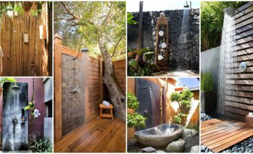 Beautiful Outdoor Shower Floor Ideas