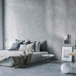 Bed On The Floor Ideas Of Concrete Bedroom Concrete Bedroom Inspirational Images