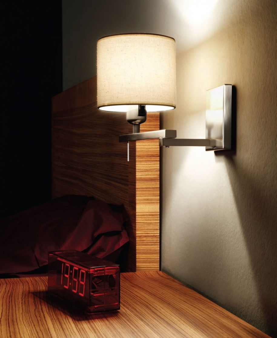 Image of: Bed Wall Mount Acnn Decor