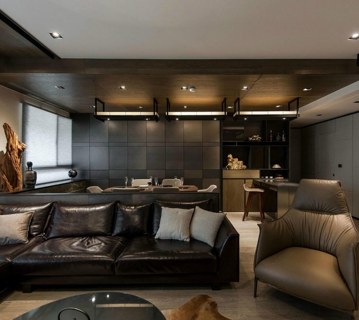 Black And Brown Decor Of Full Size Of Purple Frames Room Walls