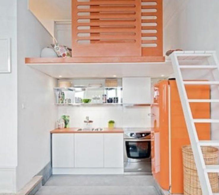 Brilliant Design Ideas For Small Apartments