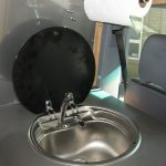 Brilliant Odd Shaped Kitchen Sinks Of Extraordinary Sink Mats With Drain Hole Within