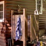 Brilliant Outdoor Shower Cabin Of The Is His Favorite Amenity And He
