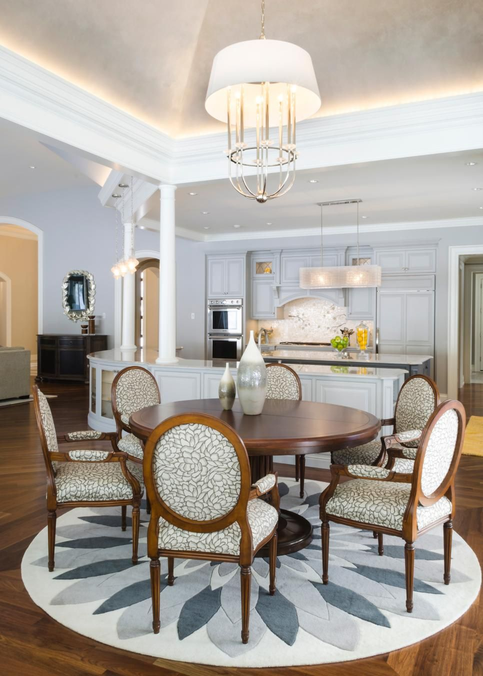 Oval Rugs For Dining Room Acnn Decor