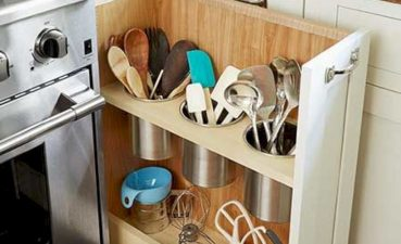 Brilliant Smart Kitchen S Of Organization Ideas