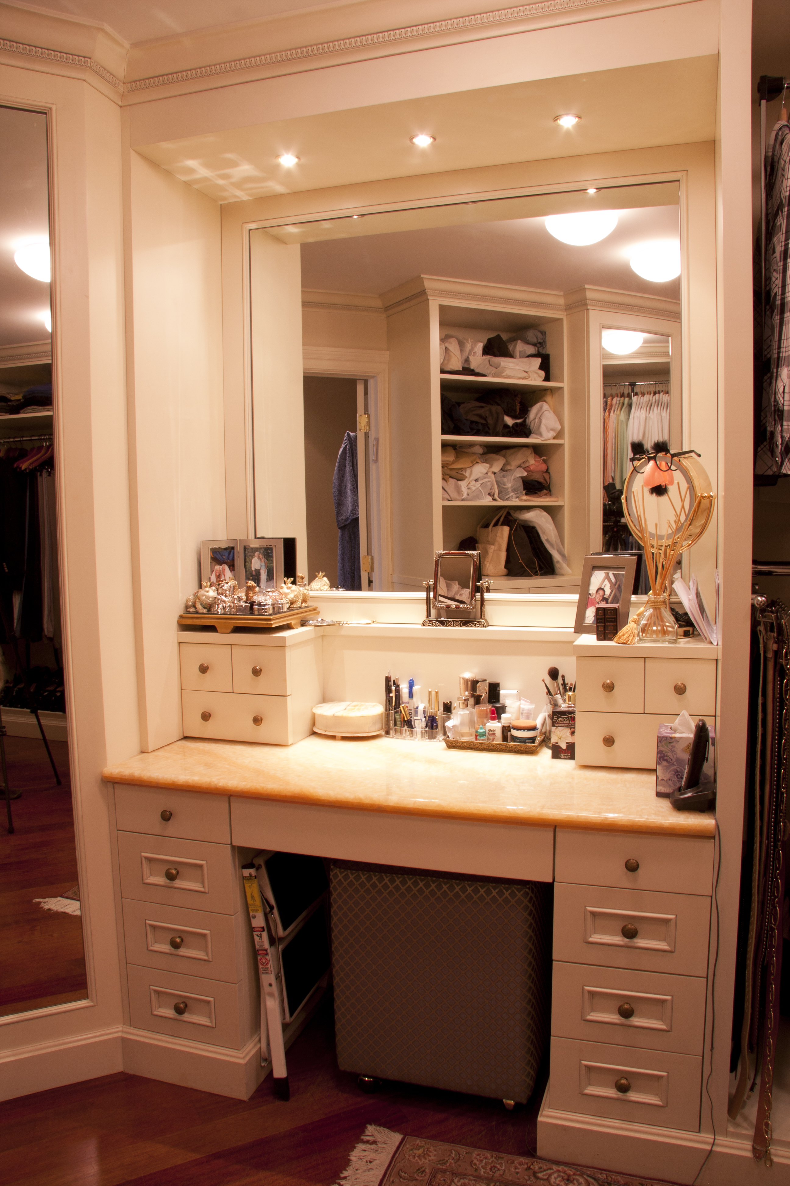 Captivating Bathroom Dressing Table Vanity Of Inspiring Desk With Lights And Ikea Set Acnn Decor