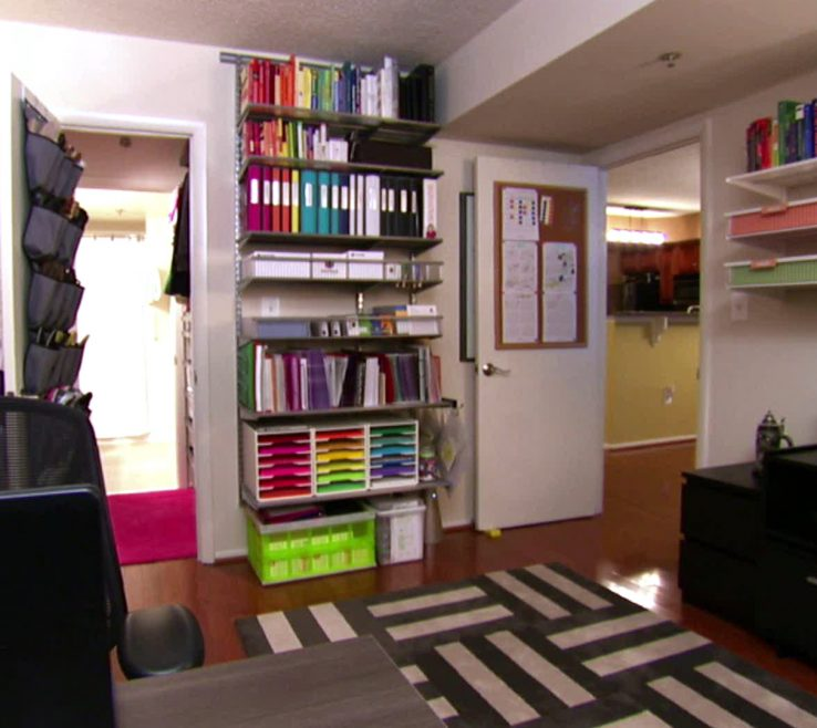 Captivating Home Office Storage Ideas Of Organizing And For Office Closets Garage
