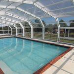 Captivating Indoor Outdoor Pool Enclosure