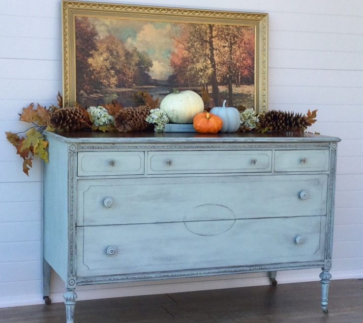 Chalkboard Furniture Of Chalk Paint Paint Furniture Chest Of Drawers