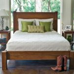 Charming Bed On The Floor Ideas Of Tile Floors For Bedrooms