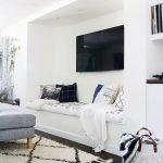 Charming Bench Seats For Living Room Of Built In Tv Area With Seat